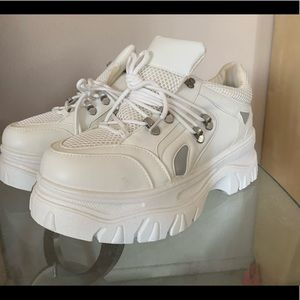 Platform TRENDY sneakers